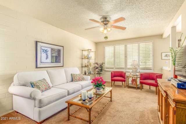 Photo of 8211 E GARFIELD Street #J111, Scottsdale, AZ 85257