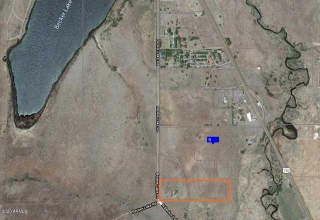 Photo of xxx Becker Lake Road, Springerville, AZ 85938