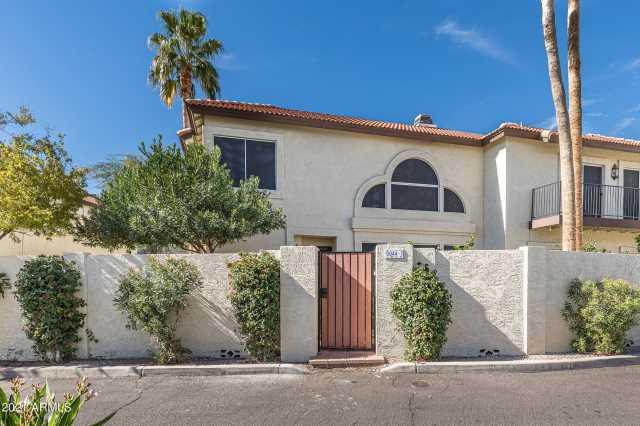Photo of 5044 E SIESTA Drive #1, Phoenix, AZ 85044