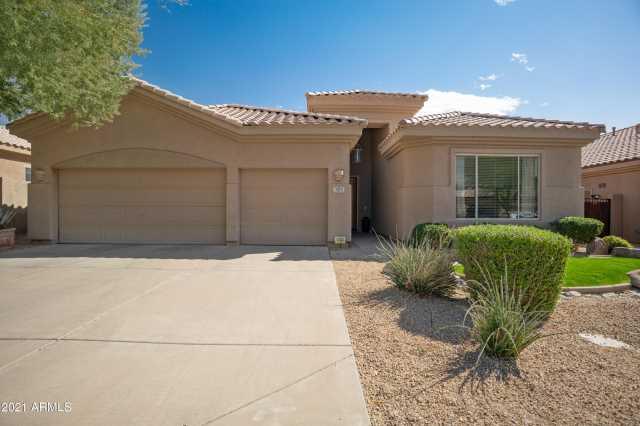Photo of 7679 E THUNDERHAWK Road, Scottsdale, AZ 85255