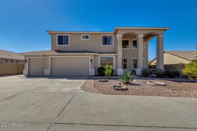 Photo of 21836 N OLSON Court, Maricopa, AZ 85138