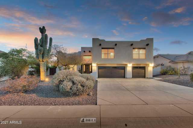 Photo of 3611 E AHWATUKEE Drive, Phoenix, AZ 85044