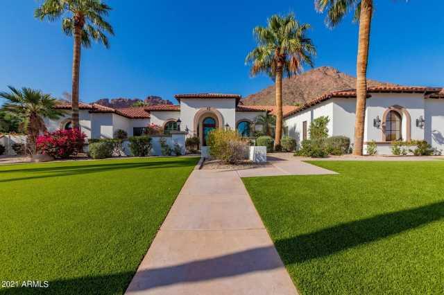 Photo of 5104 E PALOMINO Road, Phoenix, AZ 85018