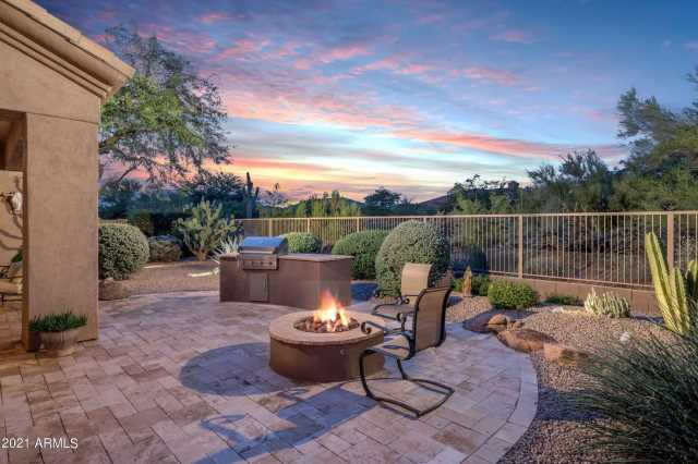 Photo of 7128 E MIGHTY SAGUARO Way, Scottsdale, AZ 85266