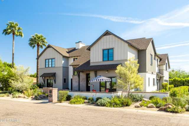 Photo of 5601 E MONTEROSA Street, Phoenix, AZ 85018