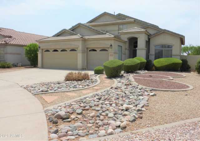 Photo of 1042 N MOCCASIN Trail, Gilbert, AZ 85234