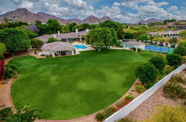 Photo of 3801 E BERRIDGE Lane, Paradise Valley, AZ 85253