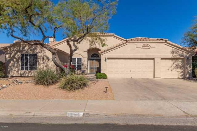 Photo of 5418 E CAMPO BELLO Drive, Scottsdale, AZ 85254