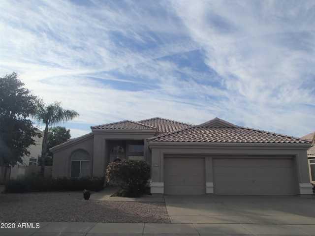 Photo of 7417 W CANDELARIA Drive, Glendale, AZ 85310