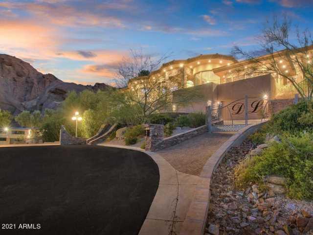 Photo of 5659 N CAMELBACK CANYON Drive, Phoenix, AZ 85018