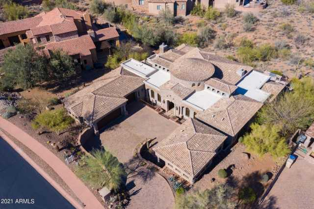 Photo of 9151 N FIRERIDGE Trail, Fountain Hills, AZ 85268