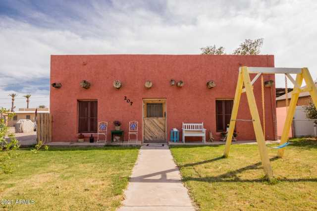 Photo of 207 E EASON Avenue, Buckeye, AZ 85326