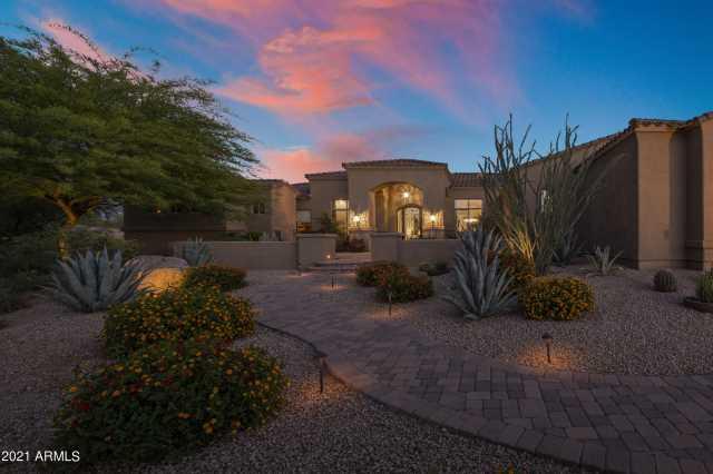 Photo of 8557 E NIGHTINGALE STAR Drive, Scottsdale, AZ 85266