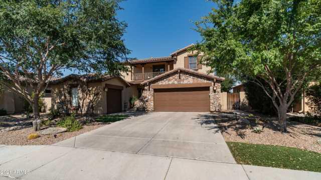 Photo of 2883 S SOUTHWIND Drive, Gilbert, AZ 85295