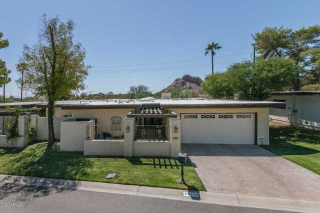 Photo of 6119 E HARVARD Street, Scottsdale, AZ 85257
