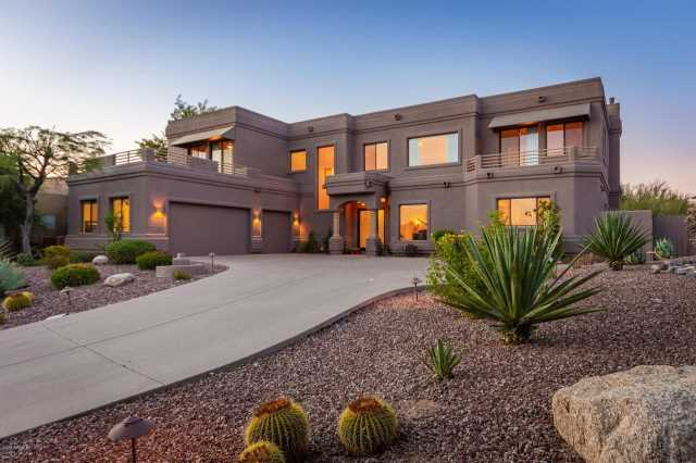 Photo of 10970 E DALE Lane, Scottsdale, AZ 85262