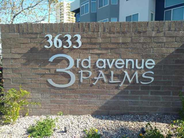 Photo of 3633 N 3RD Avenue #2013, Phoenix, AZ 85013