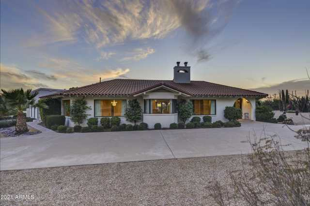 Photo of 4717 E ROCKRIDGE Road, Phoenix, AZ 85018