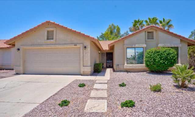 Photo of 18848 N 73RD Drive, Glendale, AZ 85308