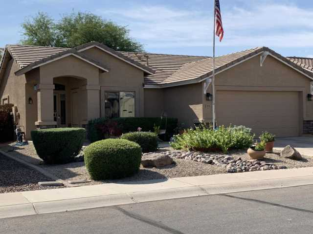Photo of 3243 W WHITE CANYON Road, Queen Creek, AZ 85142
