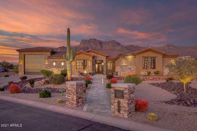 Photo of 7181 E GRAND VIEW Lane, Apache Junction, AZ 85119