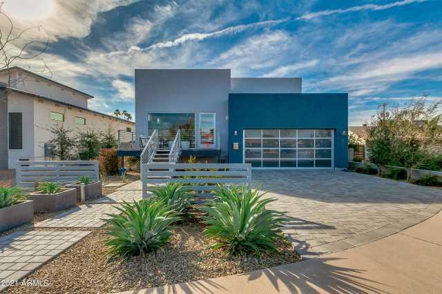 Photo of 3111 E MONTEROSA Street, Phoenix, AZ 85016