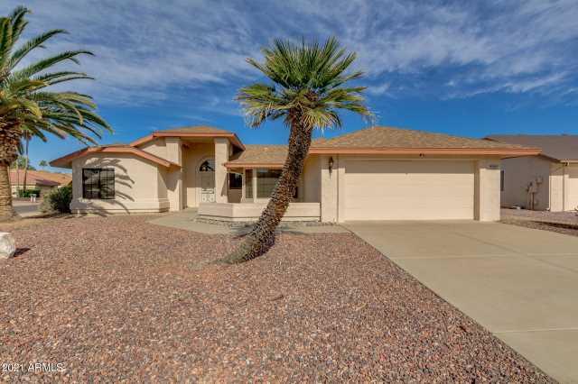 Photo of 19802 N 146TH Drive, Sun City West, AZ 85375