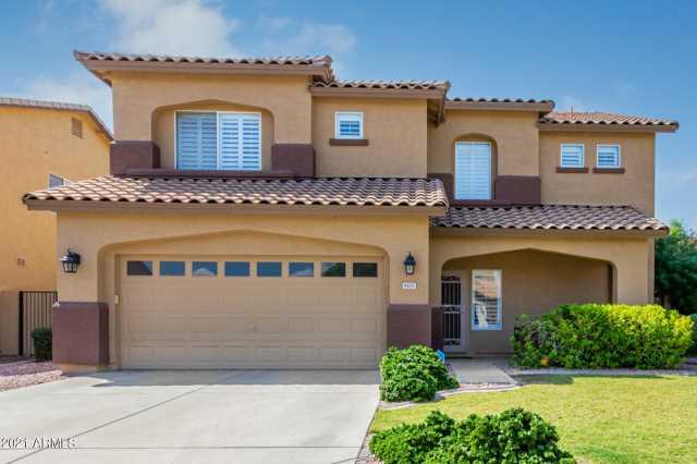 Photo of 8431 W MARY ANN Drive, Peoria, AZ 85382