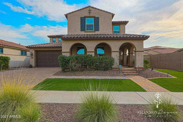 Photo of 2525 N SPRINGFIELD Street, Buckeye, AZ 85396