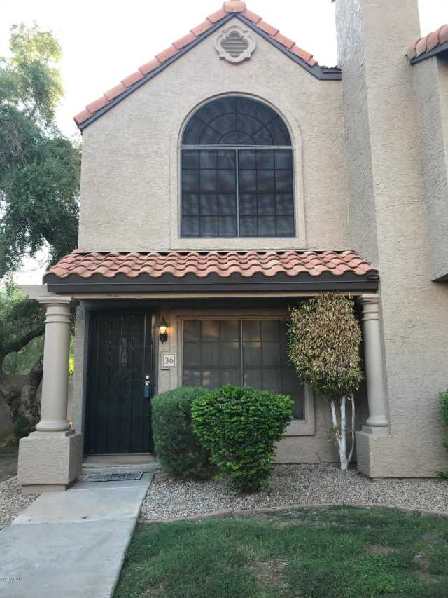 Photo of 3491 N ARIZONA Avenue #36, Chandler, AZ 85225