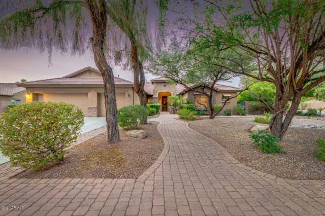 Photo of 11542 E SAN TAN Court, Chandler, AZ 85249