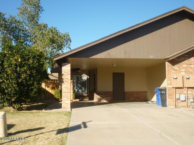 Photo of 3228 E CRESCENT Avenue, Mesa, AZ 85204