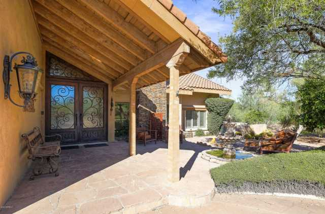 Photo of 7719 E CAREFREE Drive, Carefree, AZ 85377