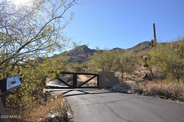 Photo of 3700 N NEVERMIND Trail N, Carefree, AZ 85377