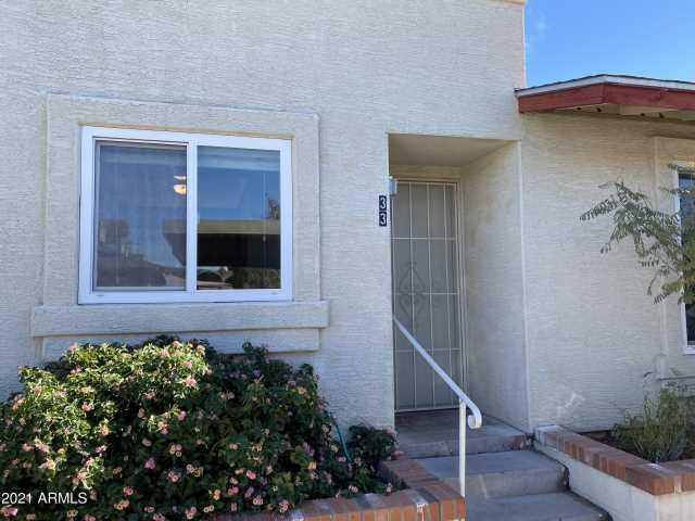 Photo of 6454 E UNIVERSITY Drive #33, Mesa, AZ 85205