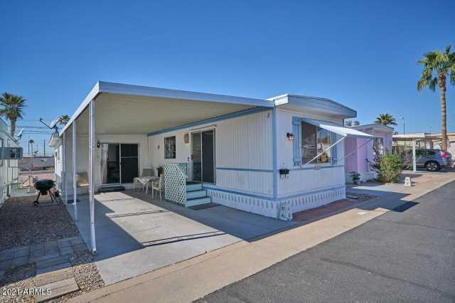 Photo of 7807 E MAIN Street #C-4, Mesa, AZ 85207