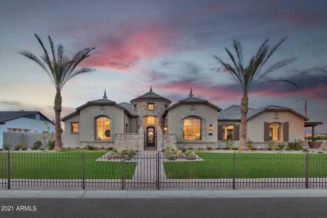 Photo of 3738 E JULEP Street, Mesa, AZ 85205