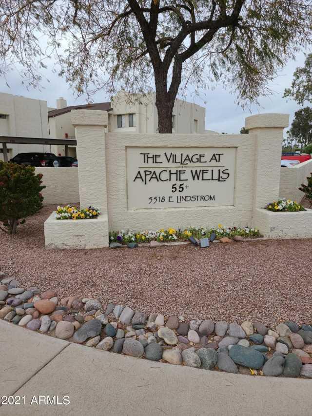 Photo of 5518 E LINDSTROM Lane #2009, Mesa, AZ 85215