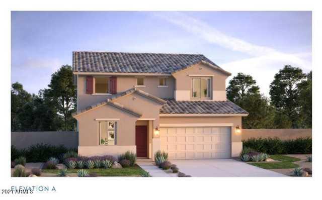 Photo of 16972 W ALICE Avenue, Waddell, AZ 85355