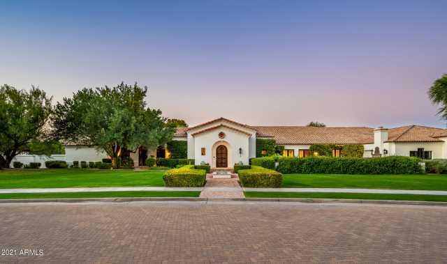 Photo of 6550 E EL MARO Circle, Paradise Valley, AZ 85253