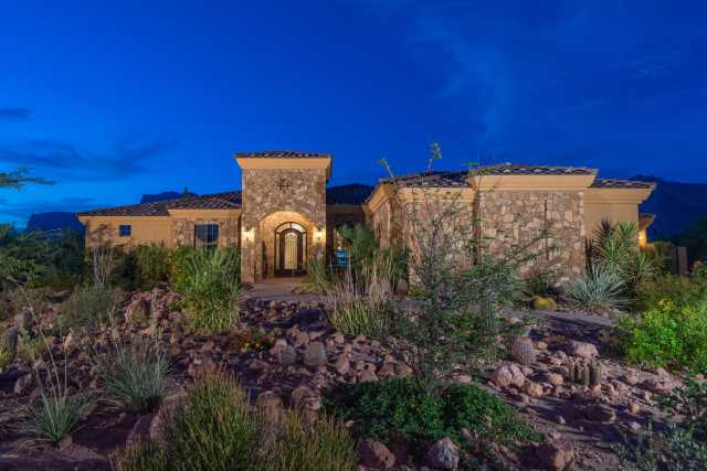 Photo of 8600 E QUARTZ MOUNTAIN Drive, Gold Canyon, AZ 85118