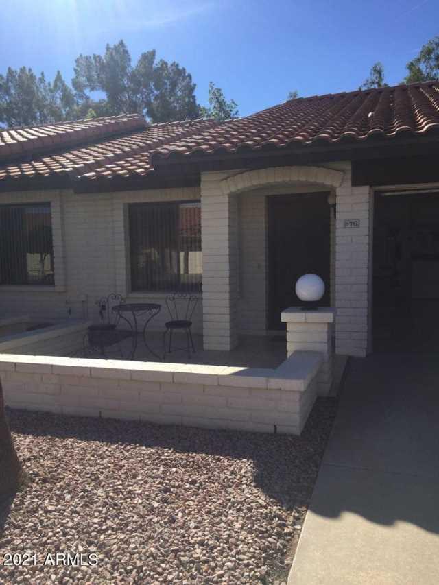 Photo of 2311 S FARNSWORTH Drive #76, Mesa, AZ 85209