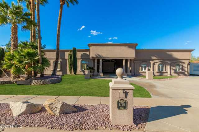 Photo of 1710 E LA VIEVE Lane, Tempe, AZ 85284