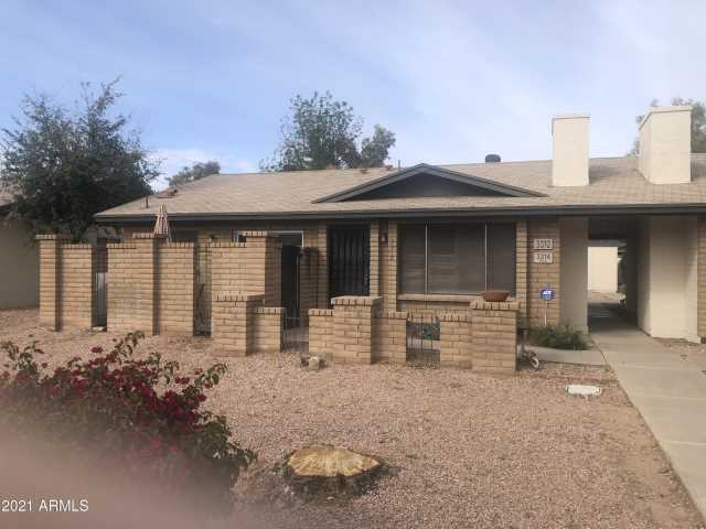 Photo of 3312 S HARDY Drive, Tempe, AZ 85282