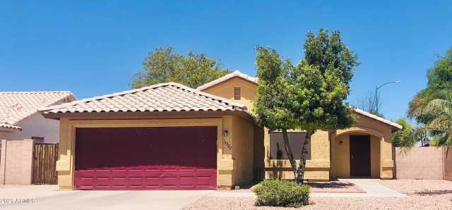 Photo of 16222 W GRANT Street, Goodyear, AZ 85338