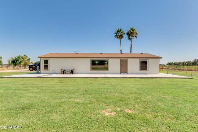 Photo of 17631 W GLENDALE Avenue, Waddell, AZ 85355