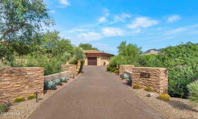 Photo of 11128 E MESQUITE Drive, Scottsdale, AZ 85262