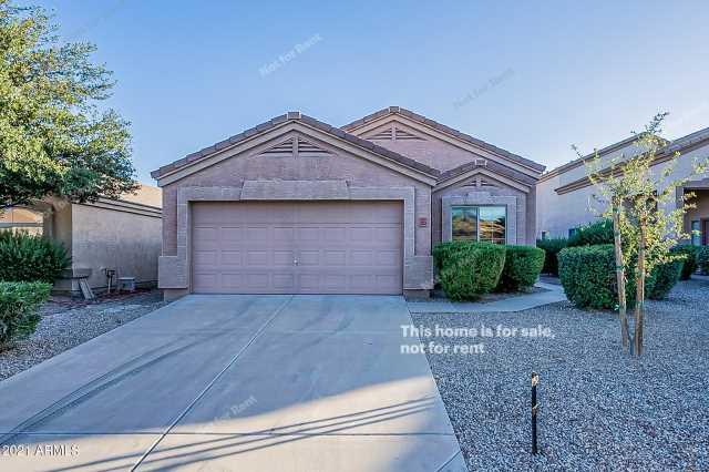 Photo of 3223 W CARLOS Lane, Queen Creek, AZ 85142