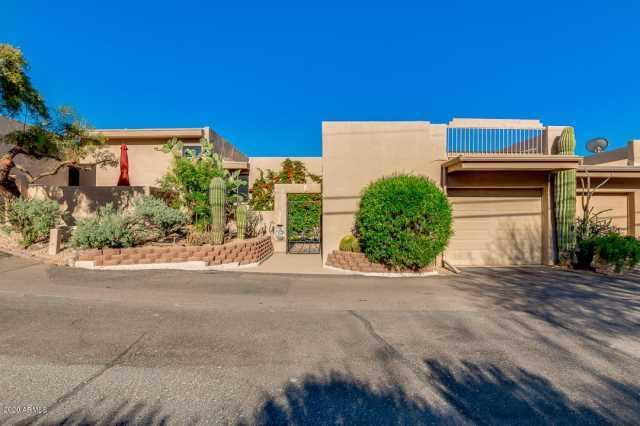 Photo of 37300 N TOM DARLINGTON Drive #B, Carefree, AZ 85377