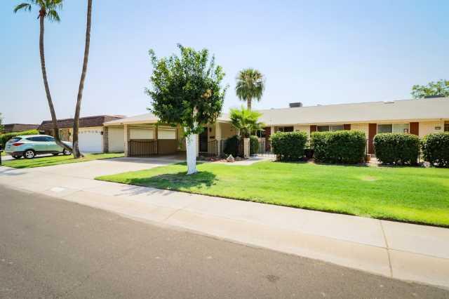 Photo of 10101 W Mountain View Road, Sun City, AZ 85351